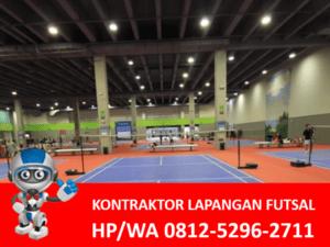No HP l No WA 0812.5296.2711 - Jasa Pasang Lantai Lapangan Futsal di Sarolangun | Fahami Lantai Lapangan Indoor yang Berkualitas Premium