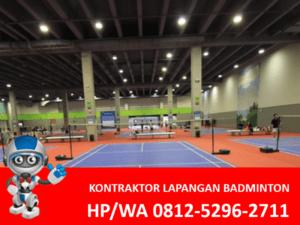 HP.WA 081.252.962.711 - Jual Lantai Lapangan Badminton di Sidenreng Rappang | Tips Menentukan Karpet Interlock Lapangan Badminton yang Berkelas